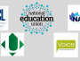 Logos of education unions