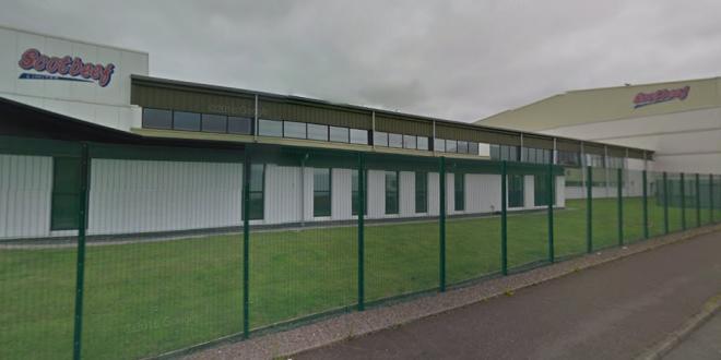 Scotbeef factory in Queenslie Glasgow