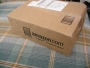 Amazon package delivery box