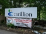 carillion logo on banner