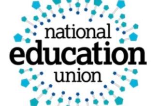 National Education Union logo