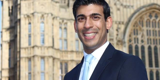 Rishi Sunak MP