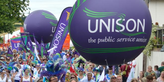 Unison union march