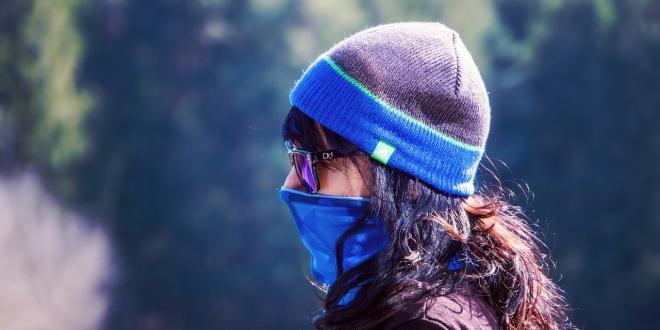 bame woman coronavirus face mask