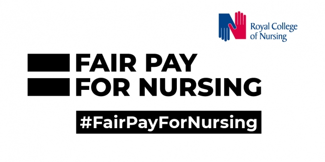Fair Pay For Nursing - RCN