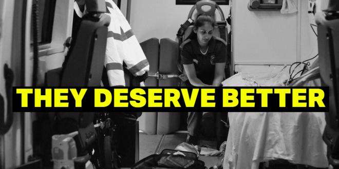 UNISON They Deserve Better campaign